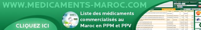 Prix des medicaments maroc